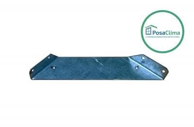 Steel Reinforcement Bracket for Klima Pro PosaClima Counterframe
