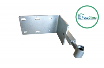 Hinge Bracket for Fixing Shutters by PosaClima