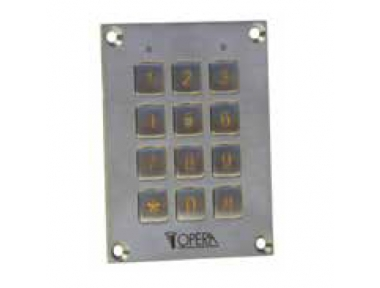 Code Keypad for Access Control 55612SS Access Series Opera