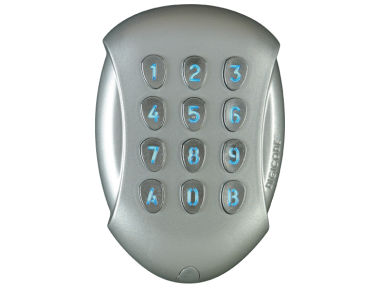 GALEO DIGICODE Standalone Keypad Vandal Resistant 2 Relays Access Control CDVI