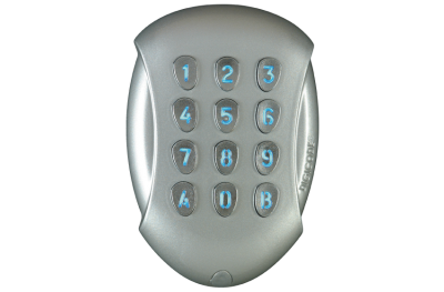 GALEO DIGICODE Standalone Keypad Vandal Resistant 2 Relays Access Control CDVI