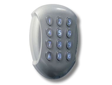 GALEOR DIGICODE Radio Frequency Keypad Vandal Resistant Access Control CDVI