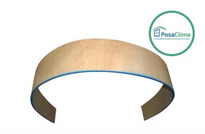 Upper Crosspiece for Counterframes Termoframe Flex PosaClima