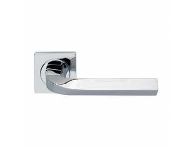 Trendy Design Manital Polished Chrome Pair of Door Lever Handles
