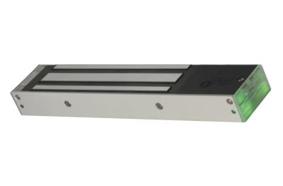 V3SR 300Kg Surface Mount Electromagnetic Lock 12/24V DC + Relay/Monitored NFS 61-937 CDVI