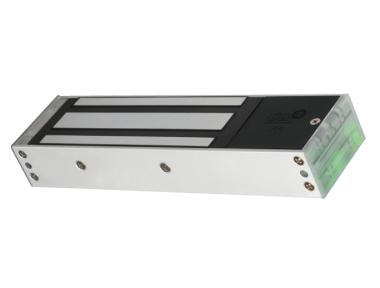 V5SR 500Kg Surface Mount Electromagnetic Lock 12/24V DC + Relay/Monitored NFS 61-937 CDVI