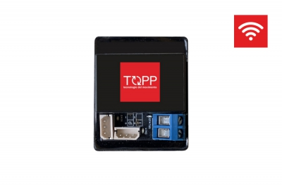 RwBox Topp WiFi Device for Connection to Wind and Rain Sensors for Actuators