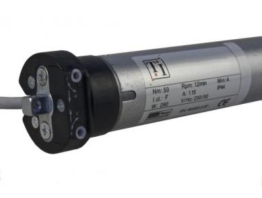 Work 20 20Nm 40kg Tubular Motor for Rolling Shutter Tech International