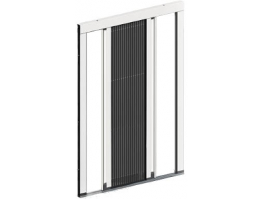 Mosquito Net 1 0:22 Gioconda Reversible Door Network Pleated Zanzar Sistem