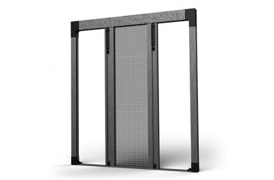 Bilateral Pleated Insect Screen 04 for Balconies and Windows Doors SharkNet